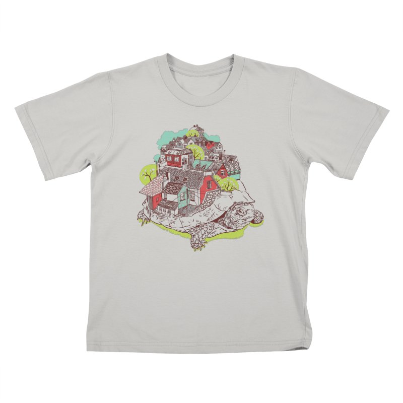 TurTown Kids T-Shirt by Artist Shop