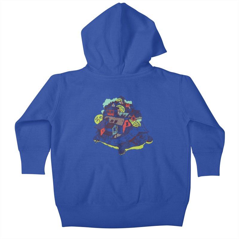 TurTown Kids Baby Zip-Up Hoody by Artist Shop