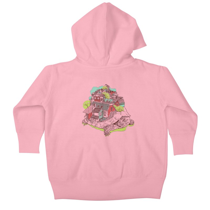 TurTown Kids Baby Zip-Up Hoody by Artist Shop