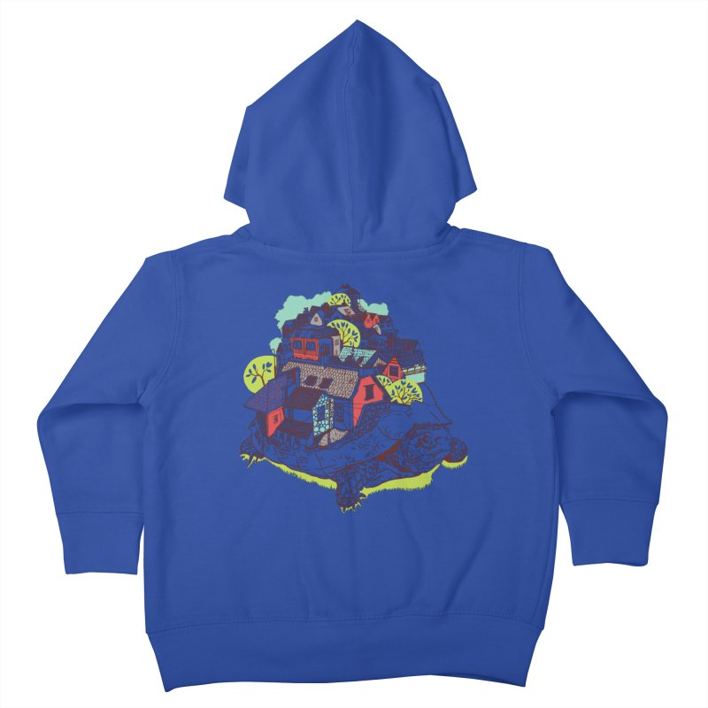 TurTown Kids Toddler Zip-Up Hoody by Artist Shop