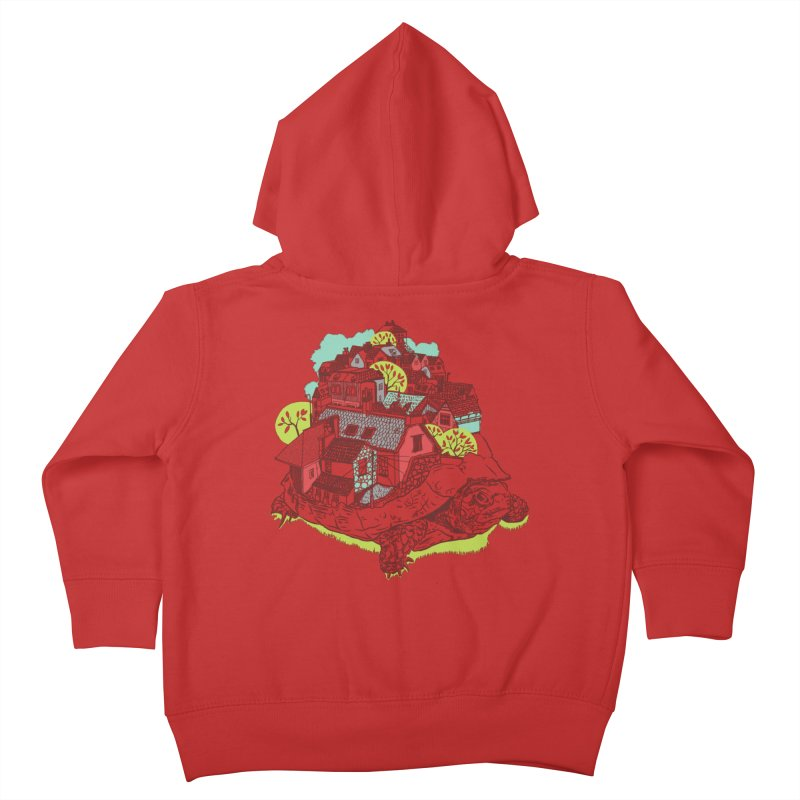 TurTown Kids Toddler Zip-Up Hoody by Artist Shop