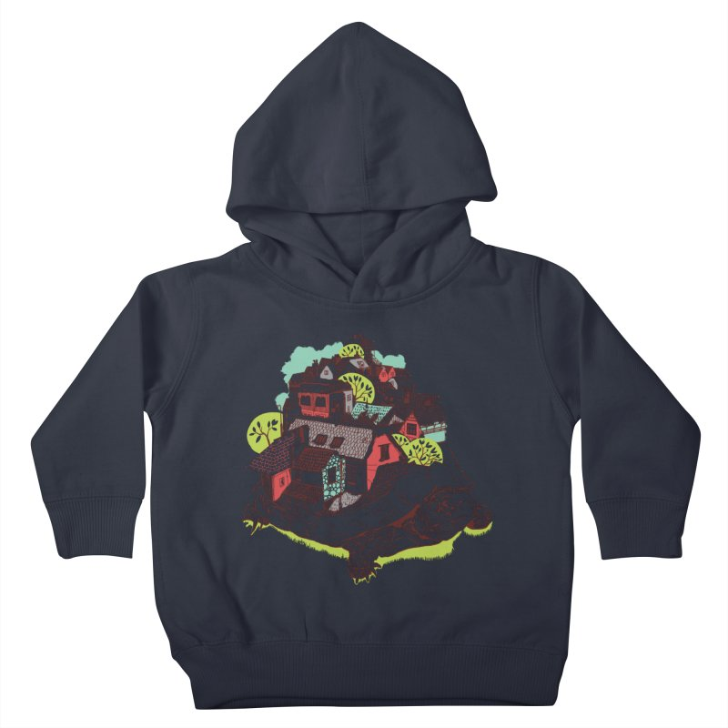 TurTown Kids Toddler Pullover Hoody by Artist Shop