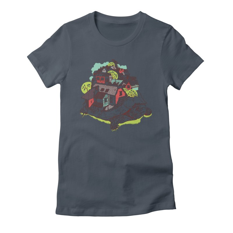 TurTown Women's T-Shirt by Artist Shop