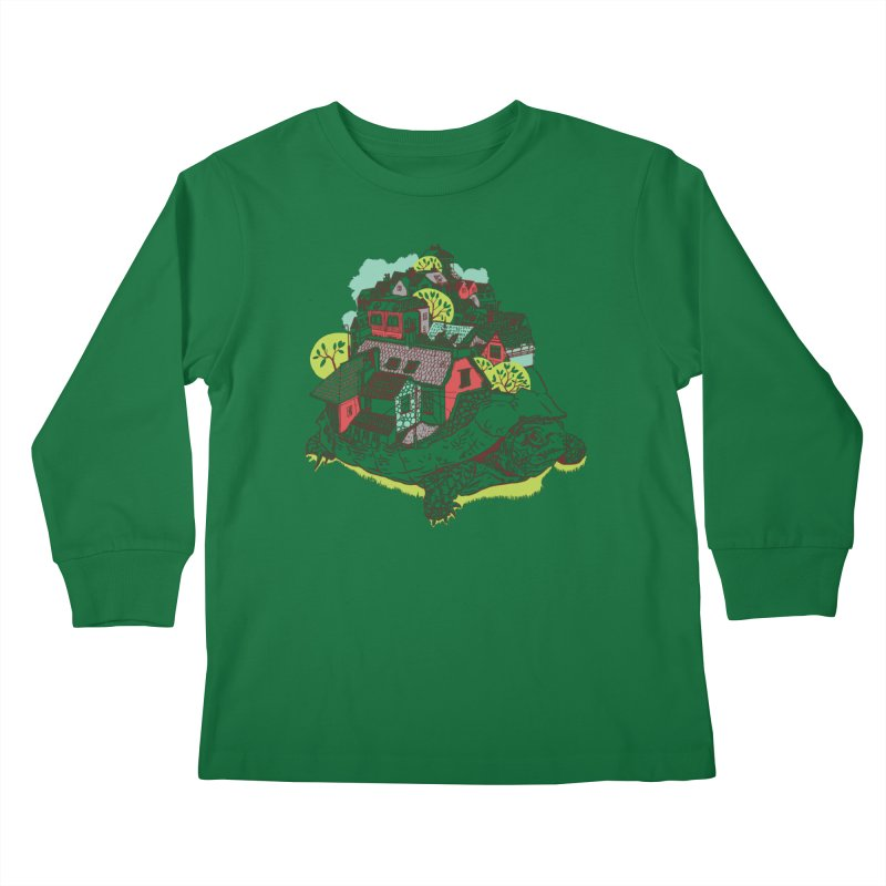 TurTown Kids Longsleeve T-Shirt by Artist Shop
