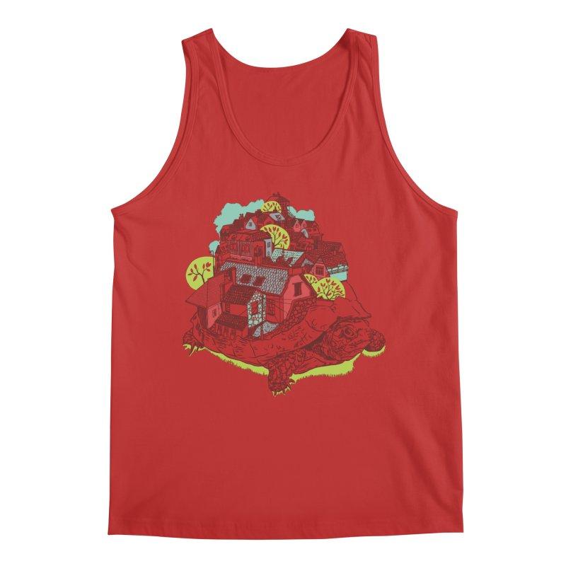 TurTown Men's Regular Tank by Artist Shop