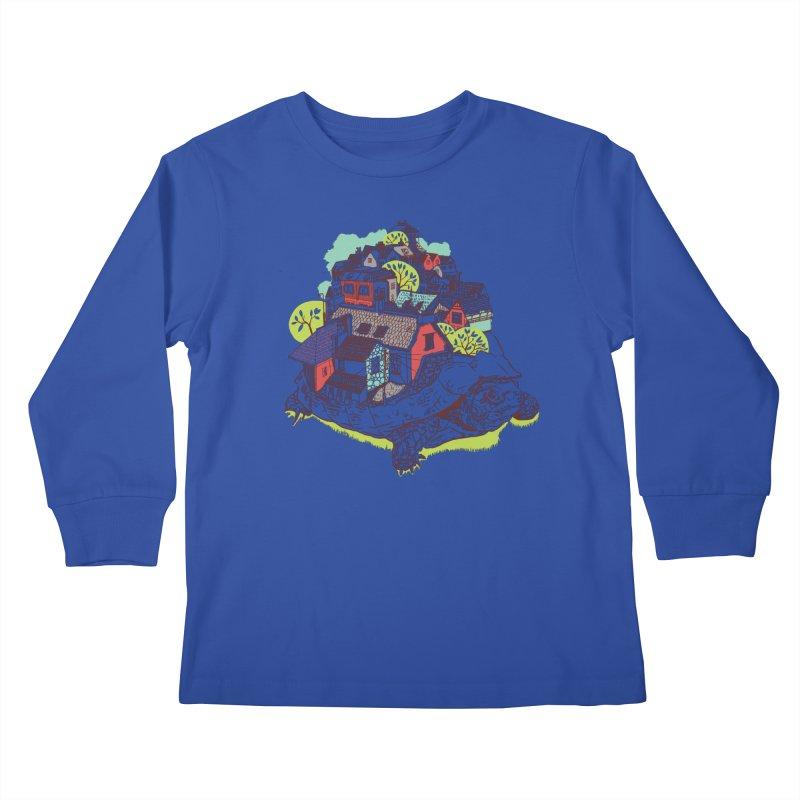 TurTown Kids Longsleeve T-Shirt by Artist Shop