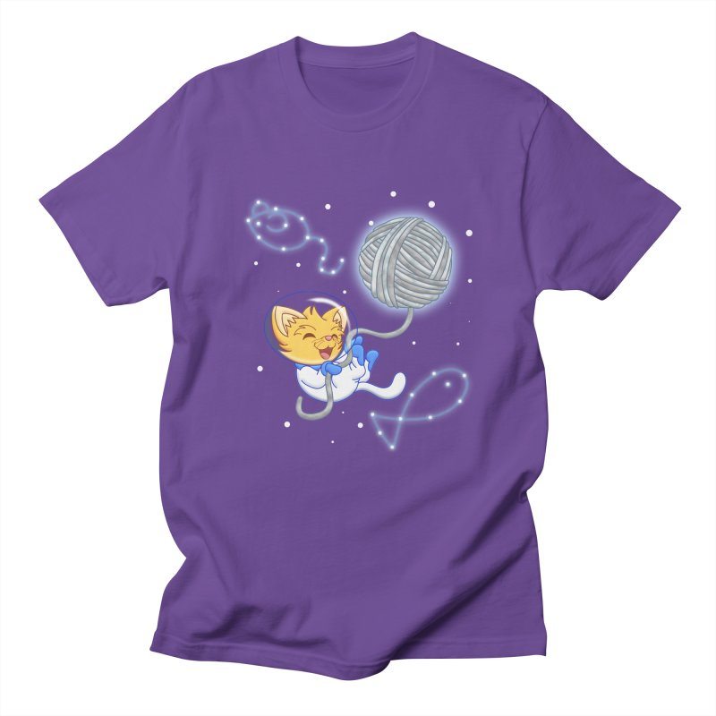 Yarn Moon Women's Unisex T-Shirt by Baubly Apparel