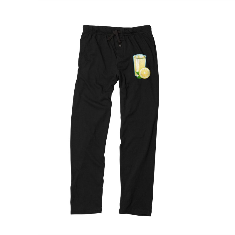 Sweet Lemonade Men's Lounge Pants by Baubly Apparel