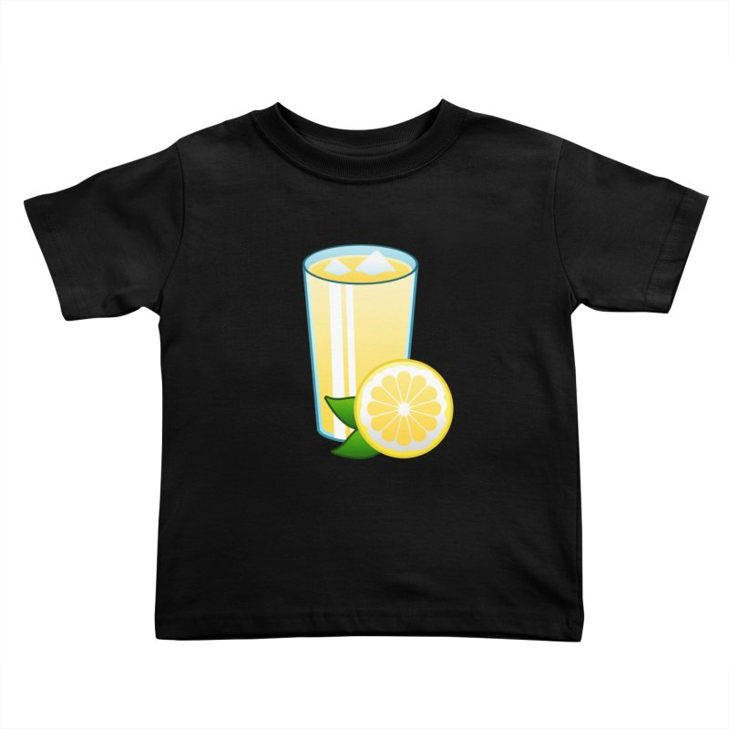 Sweet Lemonade Kids Toddler T-Shirt by Baubly Apparel