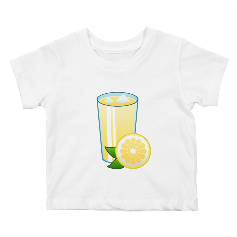 Sweet Lemonade Kids Baby T-Shirt by Baubly Apparel