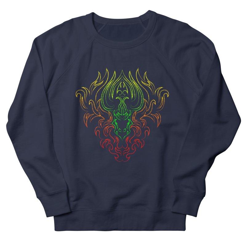 Dragon Fire Women's Sweatshirt by Baubly Apparel