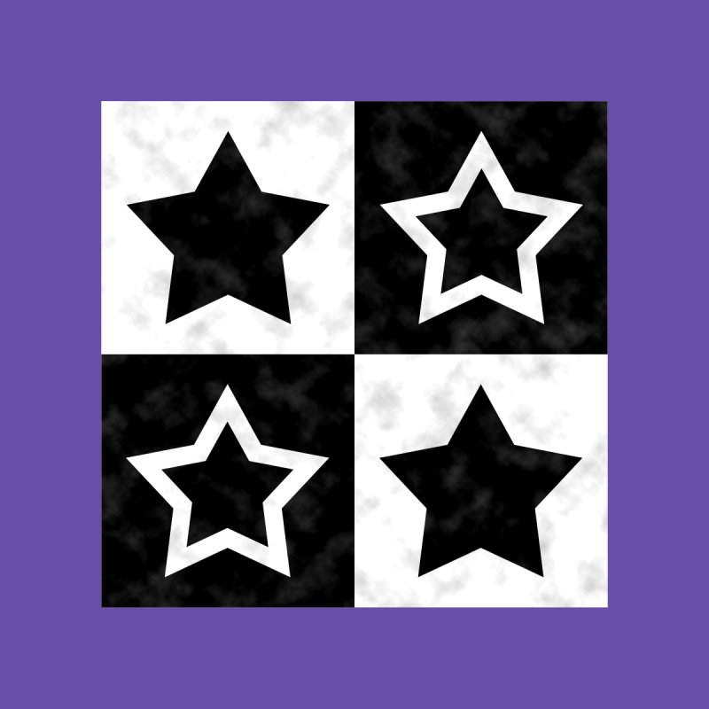 Star Blocks by Baubly Apparel