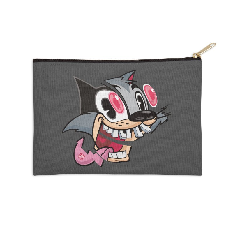 BOOOM! Accessories Zip Pouch by fake smile