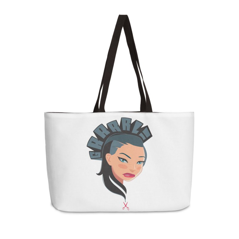 GRRRL! BRUNETTE Accessories Bag by fake smile