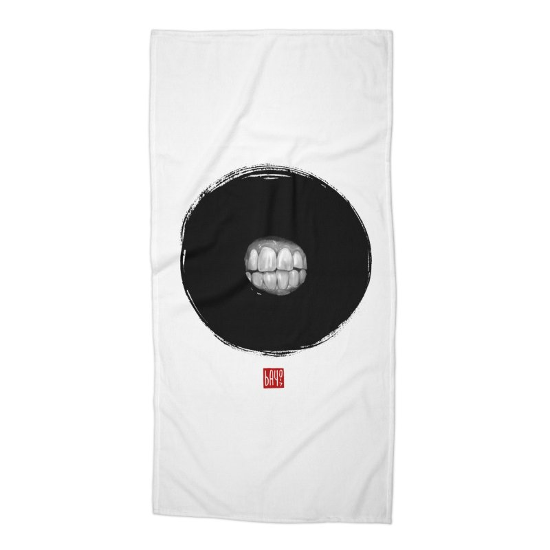 Cheese! Accessories Beach Towel by fake smile