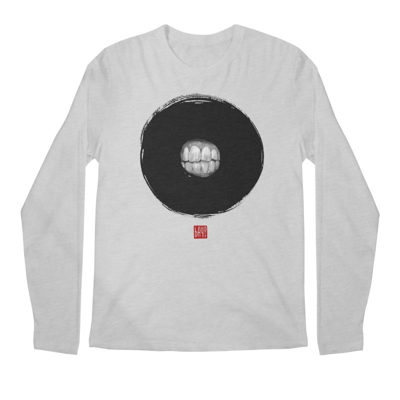 Cheese! Men's Longsleeve T-Shirt by fake smile