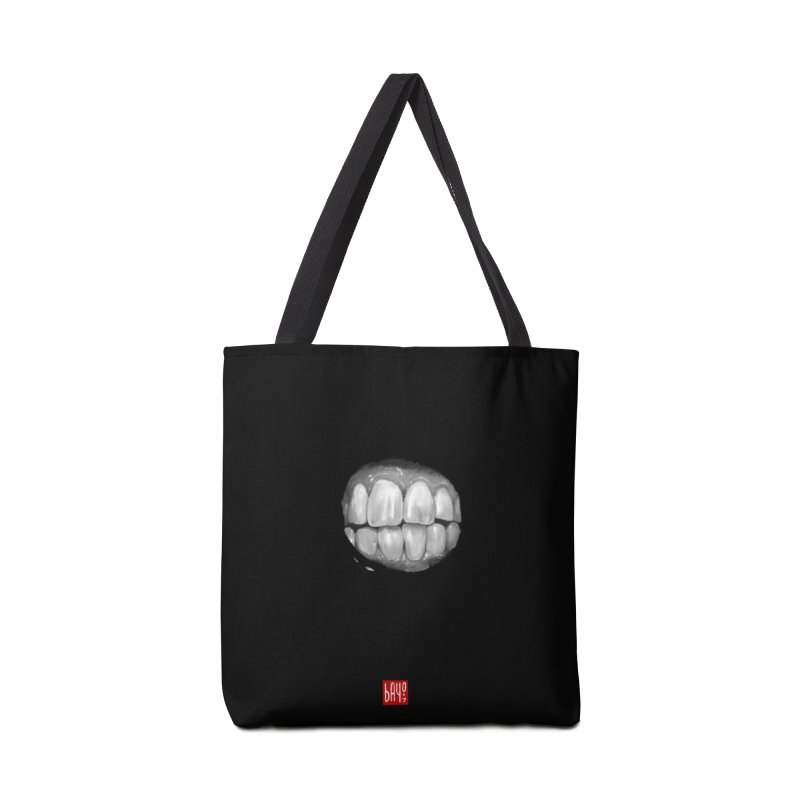 Cheese again Accessories Bag by fake smile