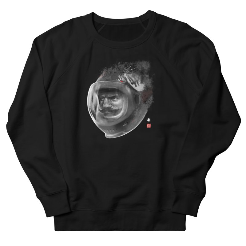 The Astronaut Men's Sweatshirt by fake smile