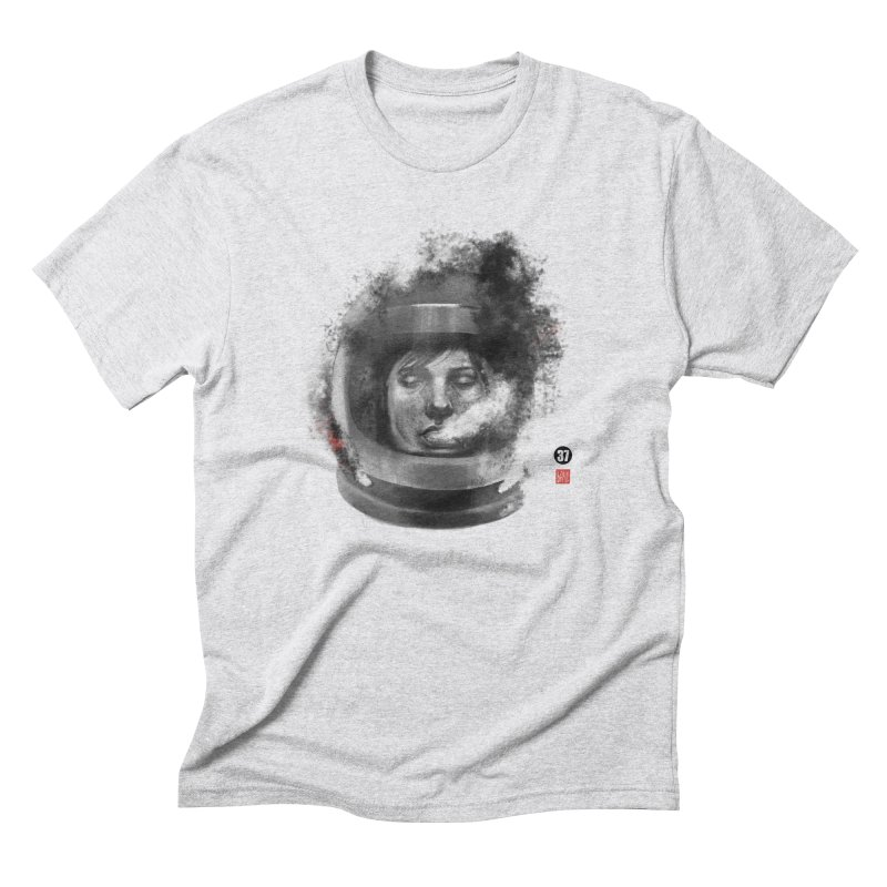 Astronaut no. 2 Men's Triblend T-Shirt by fake smile