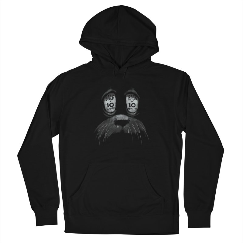 Back in 10 Men's Pullover Hoody by fake smile