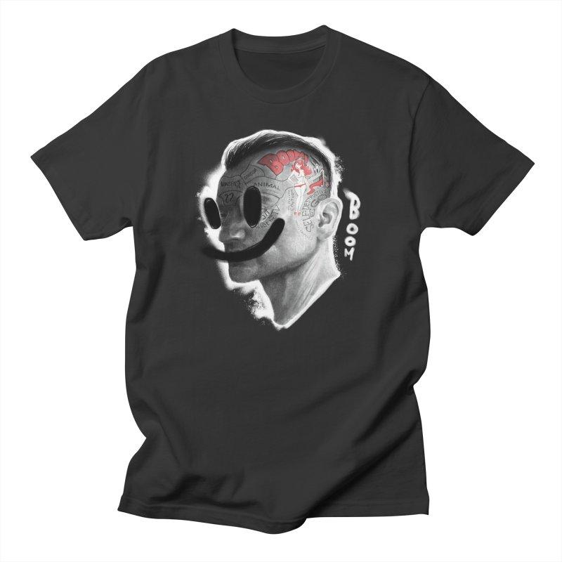 Boom V2 Women's Unisex T-Shirt by fake smile