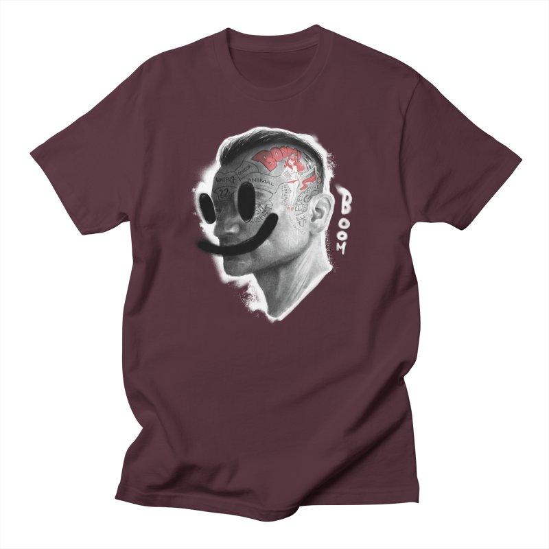 Boom V2 Women's Regular Unisex T-Shirt by fake smile