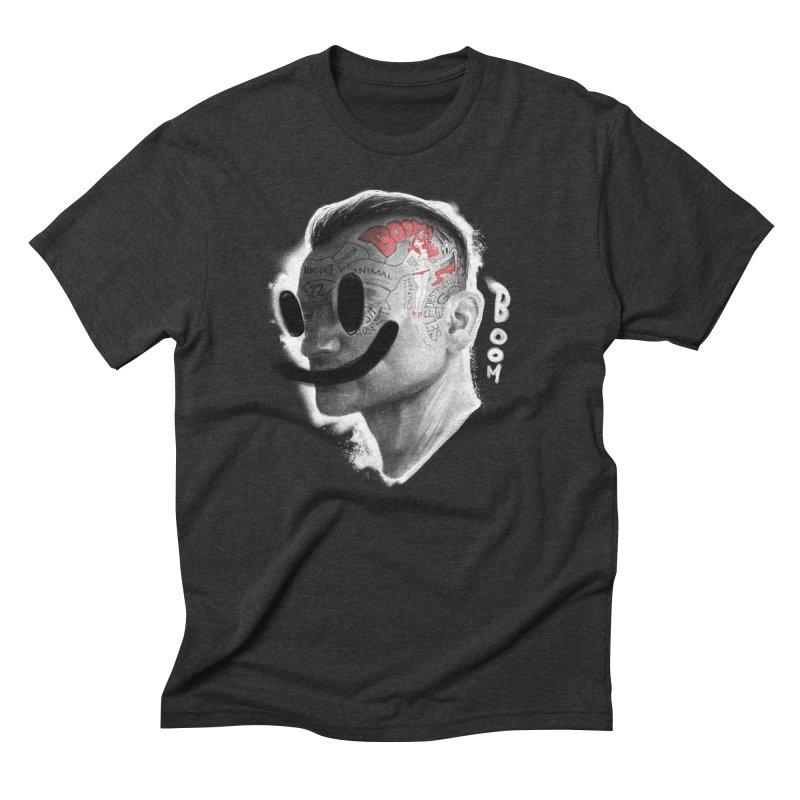 Boom V2 Men's Triblend T-Shirt by fake smile