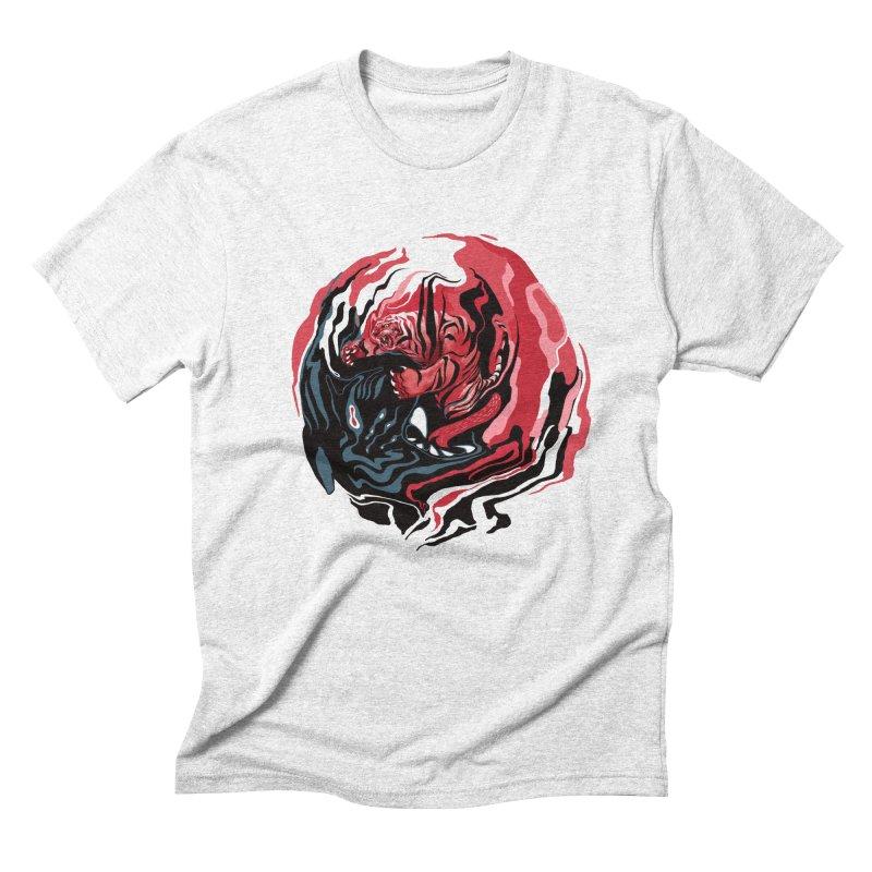 VS Men's Triblend T-shirt by fake smile
