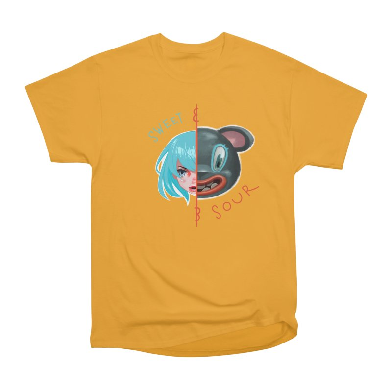 Sweet & sour Men's Classic T-Shirt by fake smile