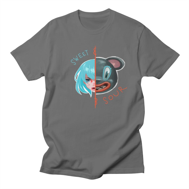 Sweet & sour Women's Unisex T-Shirt by fake smile