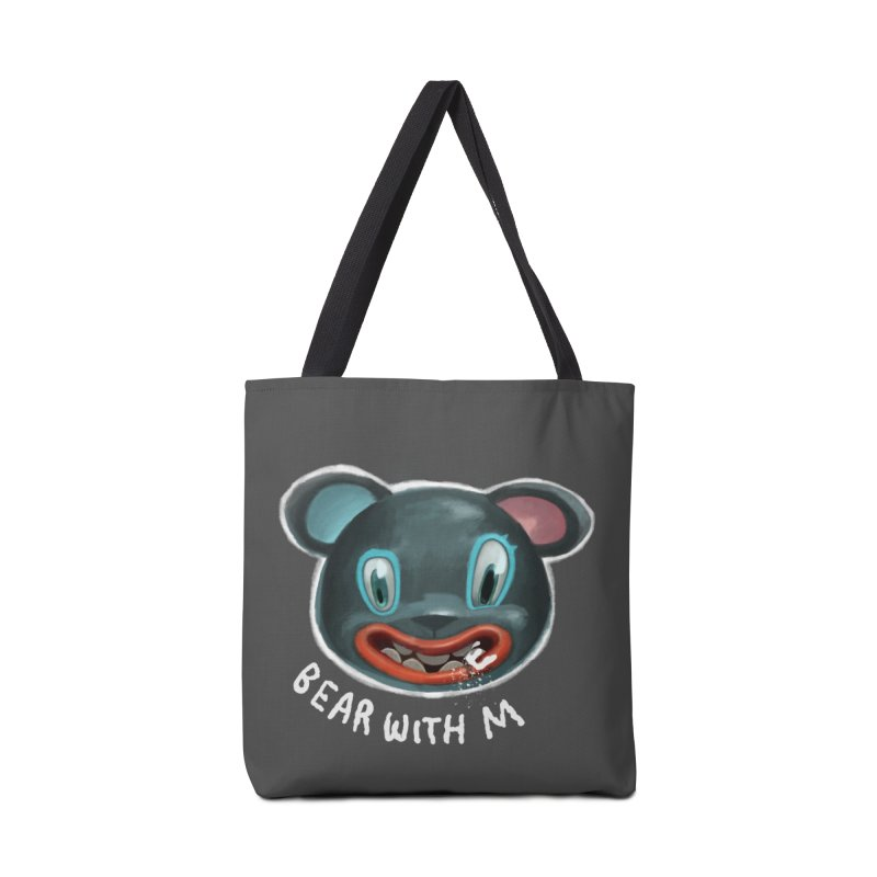 Bear with m Accessories Bag by fake smile