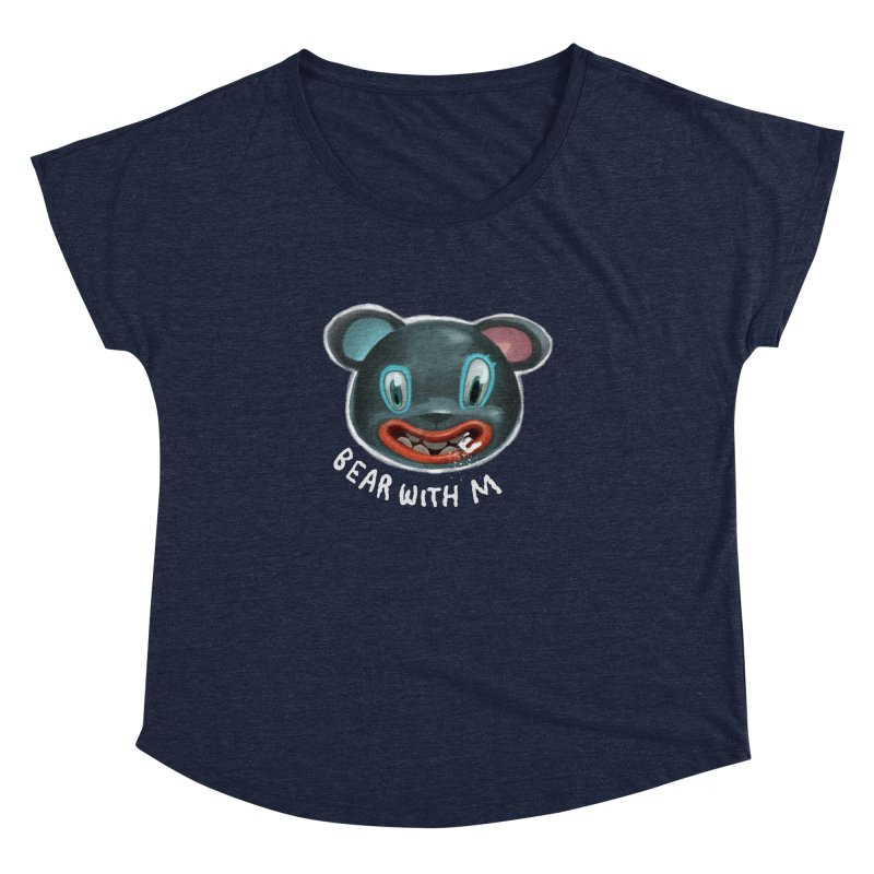 Bear with m Women's Dolman by fake smile