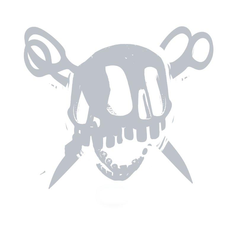 Skull by fake smile