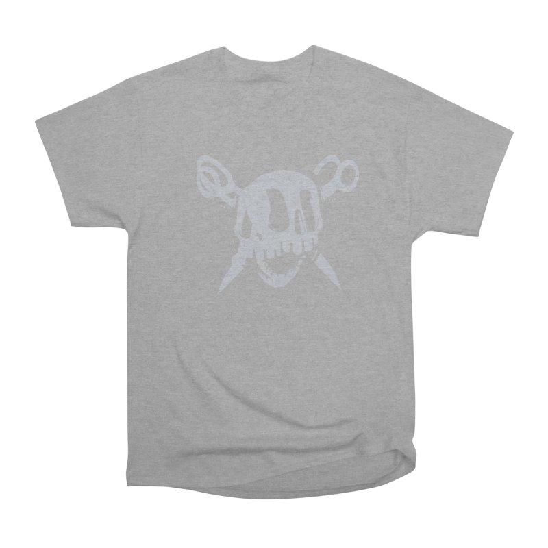 Skull Women's Classic Unisex T-Shirt by fake smile