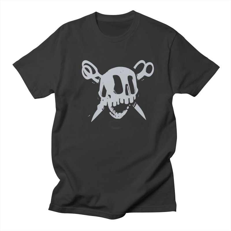 Skull Women's Unisex T-Shirt by fake smile