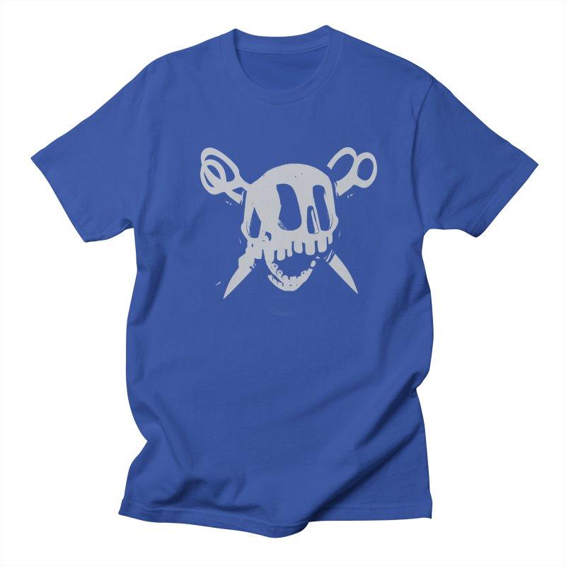 Skull Women's Regular Unisex T-Shirt by fake smile
