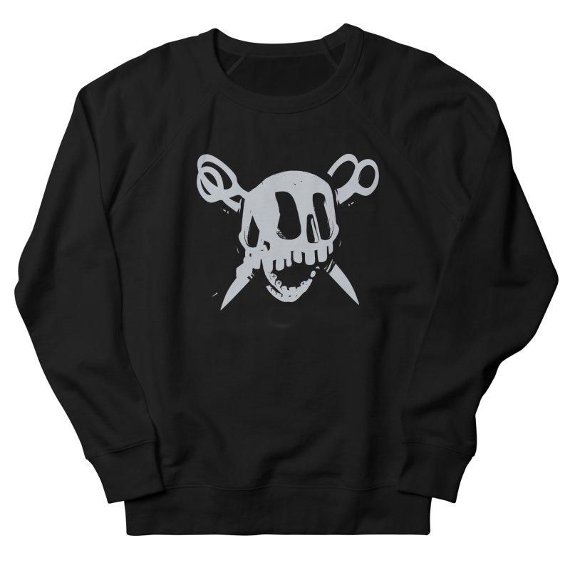 Skull Women's Sweatshirt by fake smile
