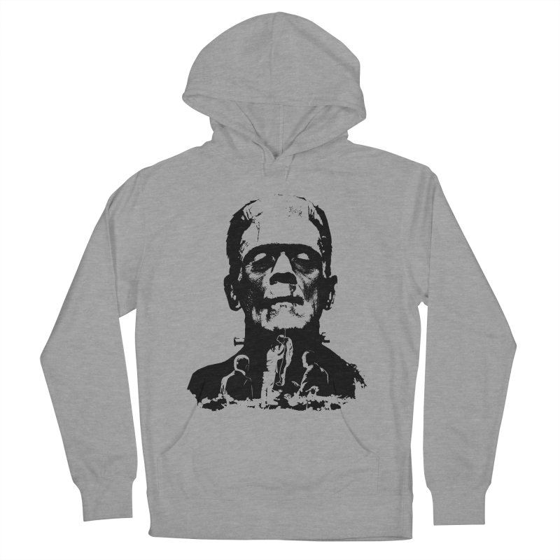 Even Monsters Have Breaking Points Women's Pullover Hoody by Bazaar of the Bizzare