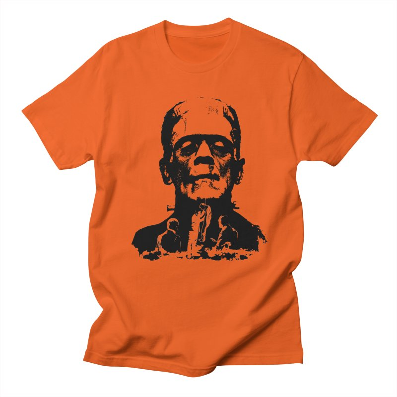 Even Monsters Have Breaking Points Men's T-Shirt by Bazaar of the Bizzare