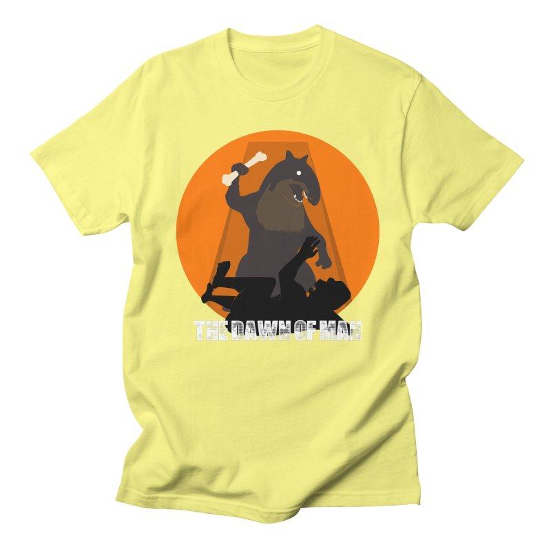 Dawn of Man Women's Unisex T-Shirt by Bazaar of the Bizzare