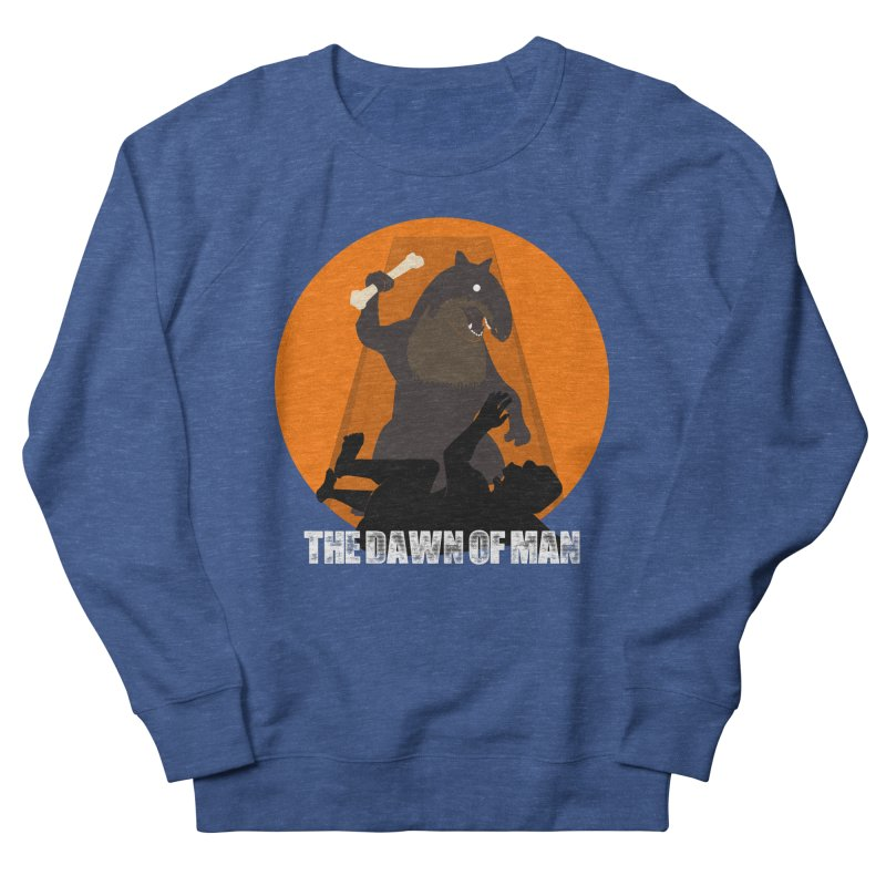 Dawn of Man Women's Sweatshirt by Bazaar of the Bizzare