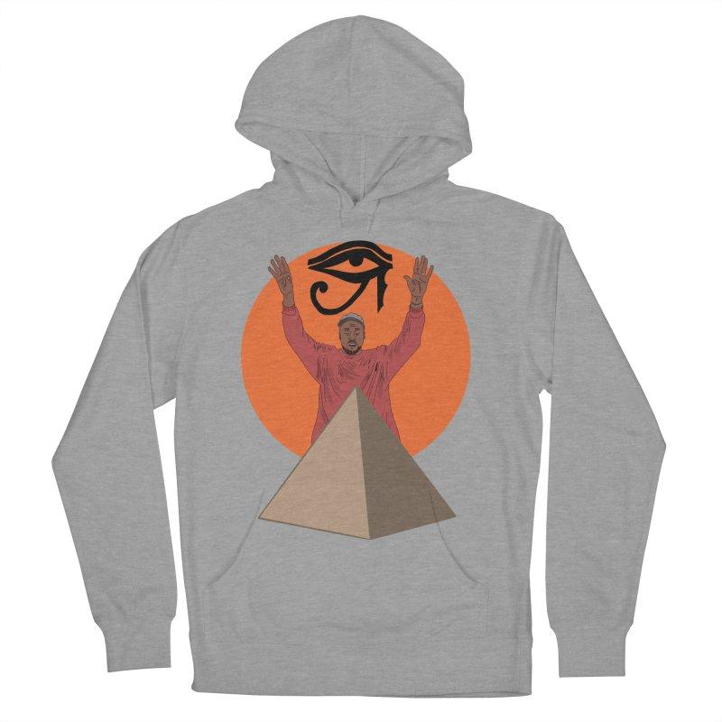 Yeezus Walks Men's Pullover Hoody by Bazaar of the Bizzare