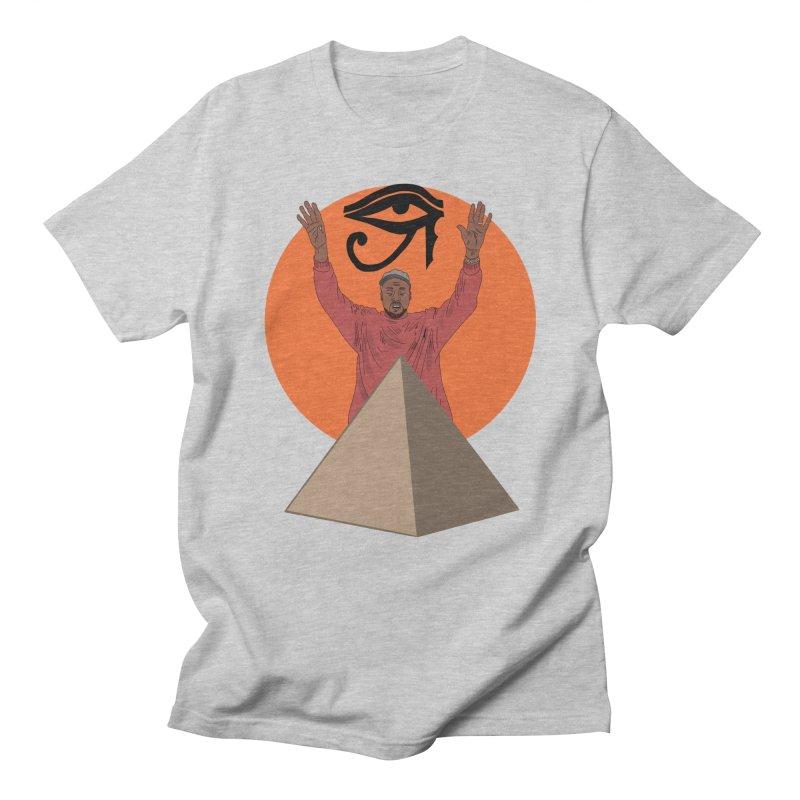 Yeezus Walks Women's Unisex T-Shirt by Bazaar of the Bizzare