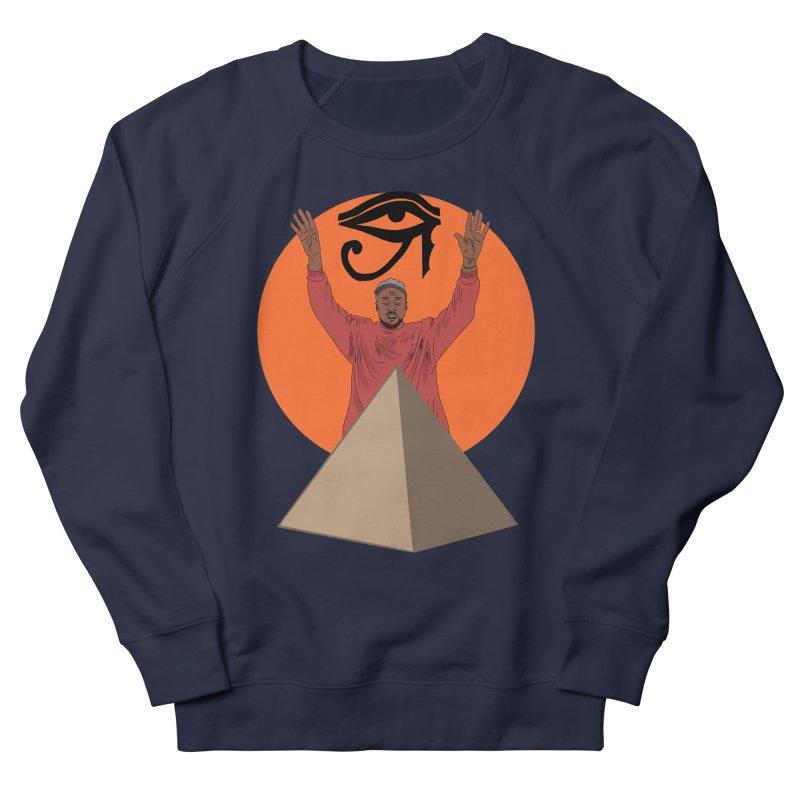 Yeezus Walks Women's Sweatshirt by Bazaar of the Bizzare