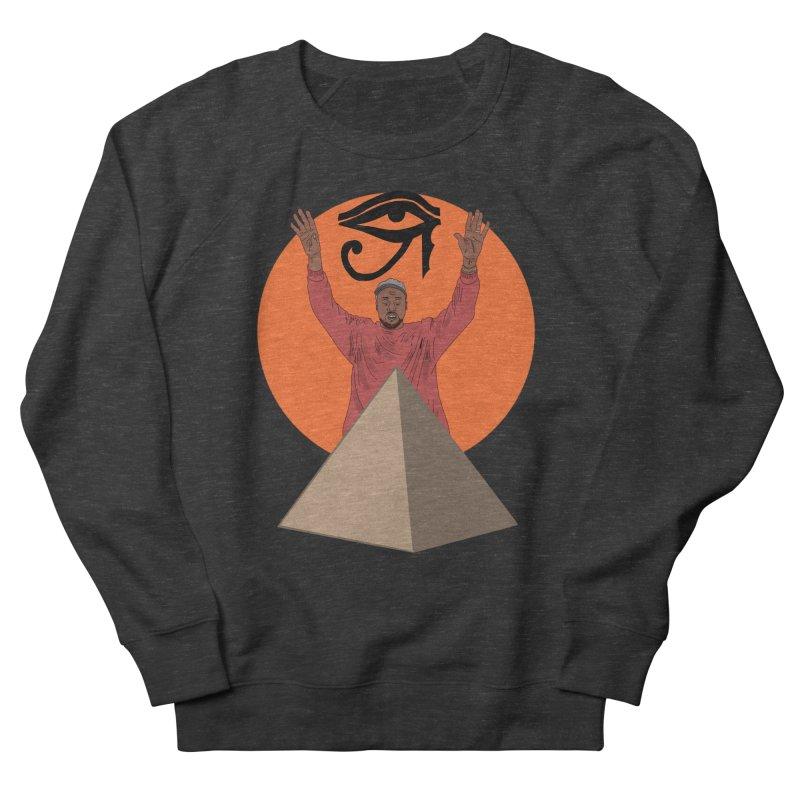 Yeezus Walks Men's Sweatshirt by Bazaar of the Bizzare