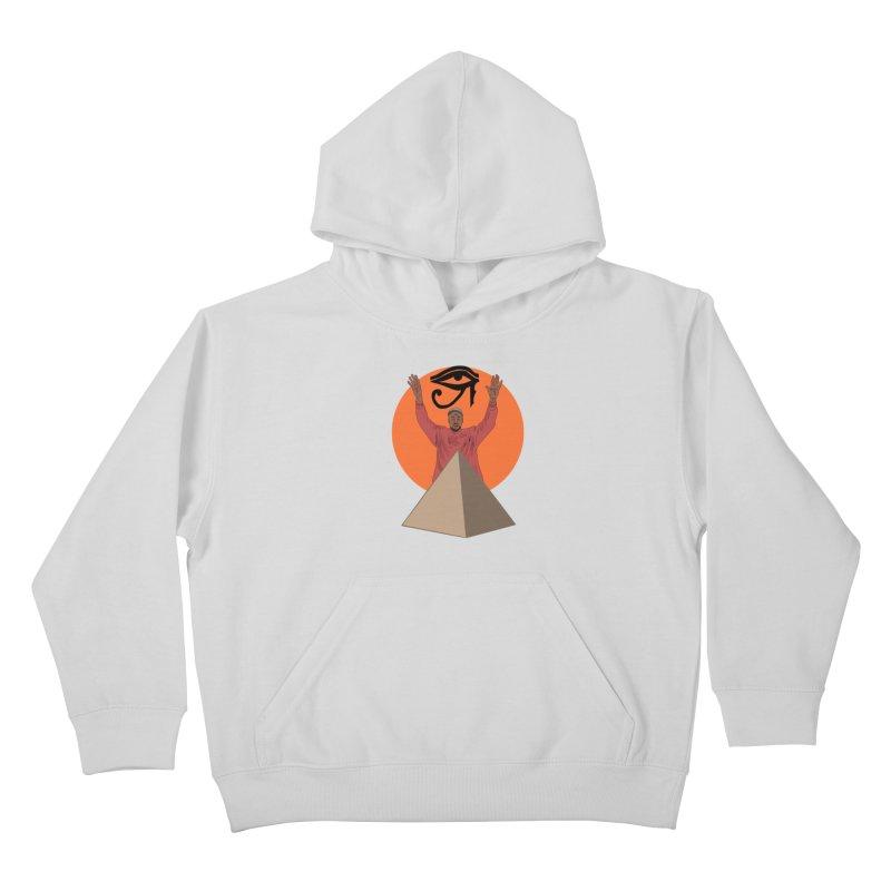 Yeezus Walks Kids Pullover Hoody by Bazaar of the Bizzare