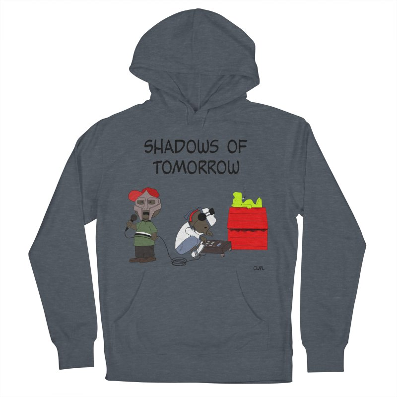Shadows Of Tomorrow  Men's Pullover Hoody by Bazaar of the Bizzare