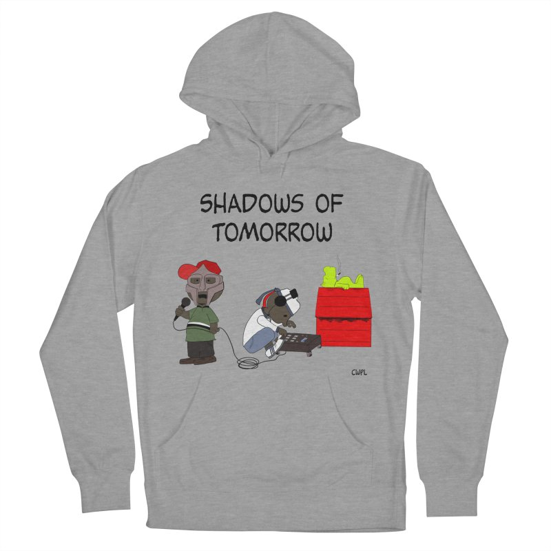 Shadows Of Tomorrow  Men's Pullover Hoody by Bazaar of the Bizzare