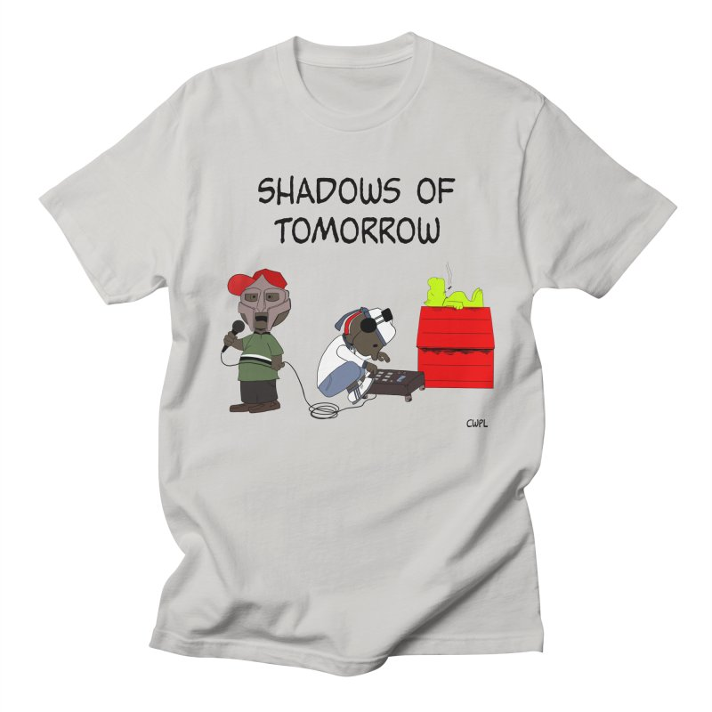 Shadows Of Tomorrow  Men's T-shirt by Bazaar of the Bizzare