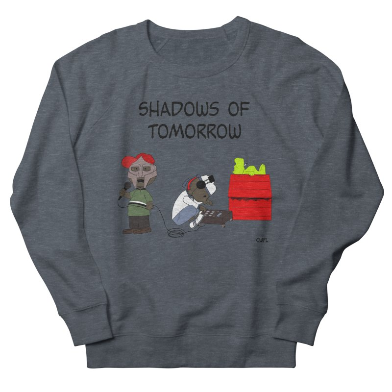 Shadows Of Tomorrow  Women's Sweatshirt by Bazaar of the Bizzare